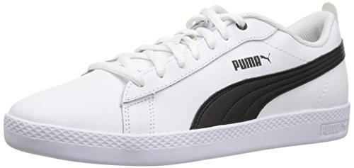 PUMA Smash Wns V2 Leather, Zapatillas Deportivas. Mujer