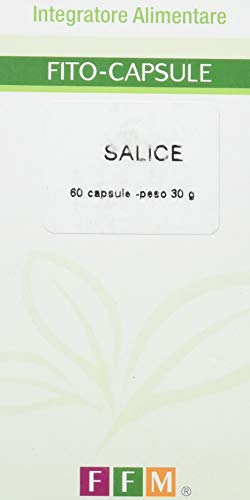 Fitofarmaceutica Salice - 60 Capsule Gelatina Vegetale