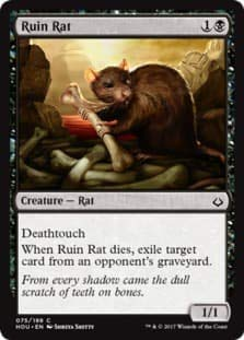 Ruin Rat - Hour of Devastation