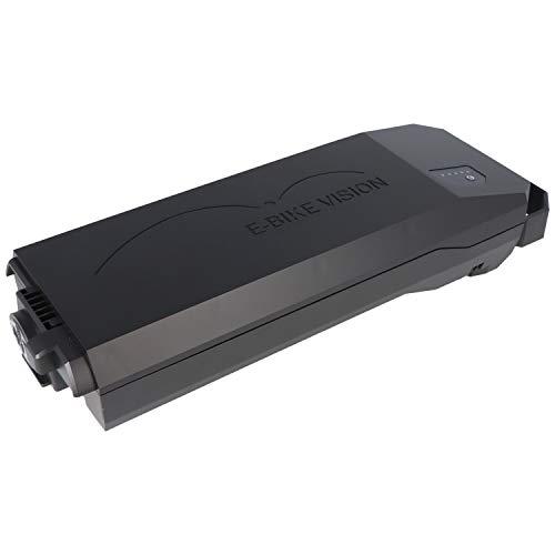 Batería para bicicleta eléctrica 36 V 10 Ah 360 Wh Power Pack Lite compatible con Bosch Active & Performance Line (CX) portaequipajes