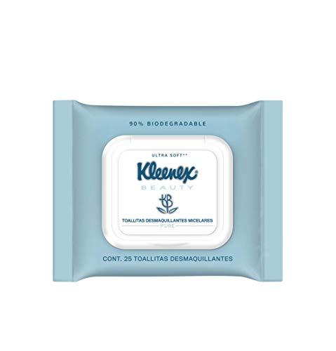 toallitas desmaquillantes yuya fabricante Kleenex Beauty