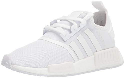 adidas Unisex-Erwachsene NMD R1 Pk 888' Gum Pack Sneaker, Weiß, 42 2/3 EU