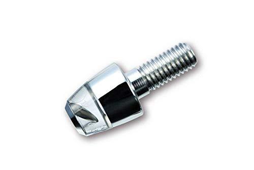 Motogadget Motorrad Blinker E geprüft LED Blinker m-Blaze Pin M8 Ø16mm poliert