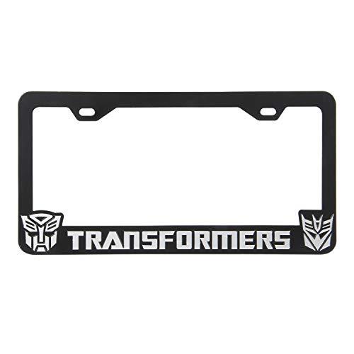 Pilot TRF-0901E Transformer License Plate Frame