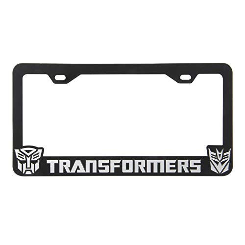 Pilot TRF-0901E Transformer License Plate Frame