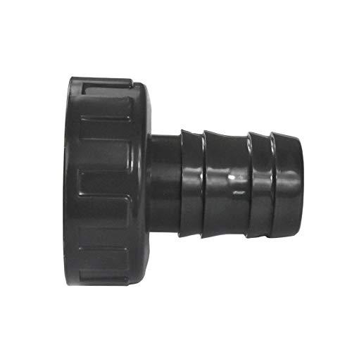 Boni-Shop PVC Schlauchtülle mit Überwurfmutter in verschiedenen Größen (2