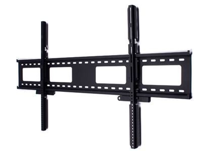Heavy Duty Fixed Low Profile TV Wall Mount for Sharp LC-80UH30U 4k TVCommercial Grade