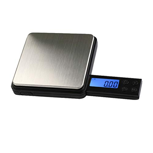 American Weigh Scales Blade Series Digital Precision Pocket Weight Scale, Black, 100 x 0.01G (BL2-100-BLK)