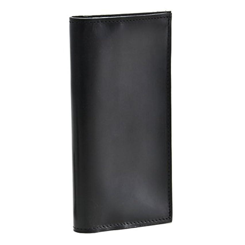 レンダー失われた布GLENROYAL(グレンロイヤル) 財布 メンズ BRIDLE LEATHER 2つ折り長財布 ブラック 035604-0001-0002 [並行輸入品]