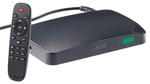 auvisio Videorekorder: HDMI-Video-Rekorder Game Capture V3, Full HD, USB-/microSD-Aufnahme (Video Recorder HDMI)