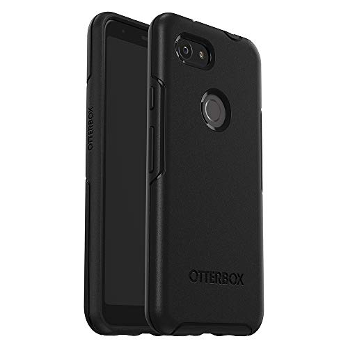 OtterBox Symmetry Series Case for Google Pixel 3a - Retail Packaging - Black