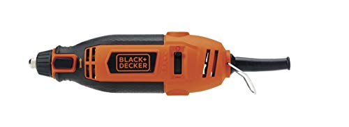 BLACK+DECKER Micro Retifica 180W 110V RT18KA-BR