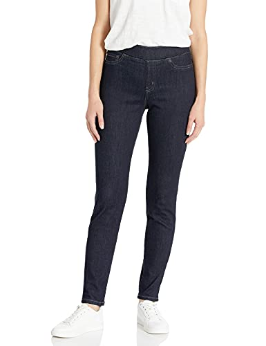 Amazon Essentials New Pull-On Jegging Pants, Rinse, 0 Regular