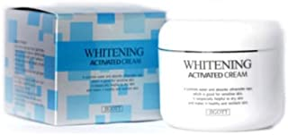 JIGOTT Facial Skin Care Whitening Activated Cream 3.38Oz Moisturizer Nutrition