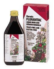Levadura Floradix Floravital Y Gluten Fr 500 ml x 1