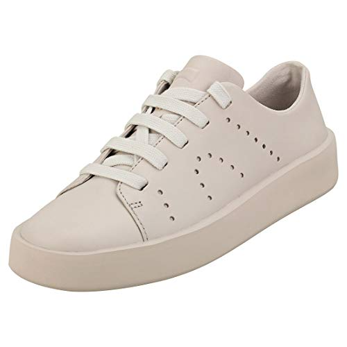 Camper Courb, Zapatillas Mujer, Light Beige, 40
