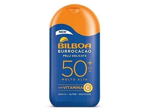 Bilboa Burrocacao Latte Solare Spf 50+, 200ml