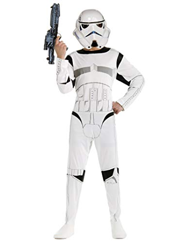 Rubie's-déguisement officiel - Star Wars- Déguisement Costume Stromtrooper - Adulte Taille M- 888571