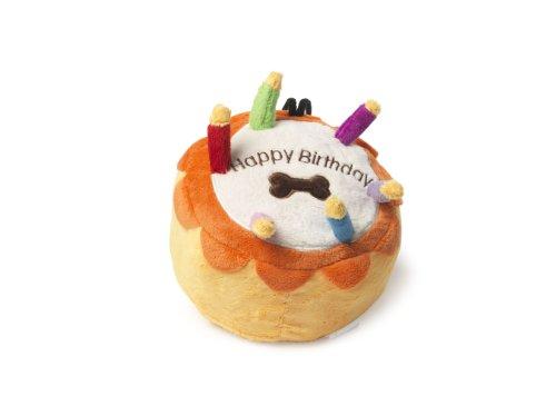 House of Paws Hundespielzeug, Design Geburtstagstorte, groß