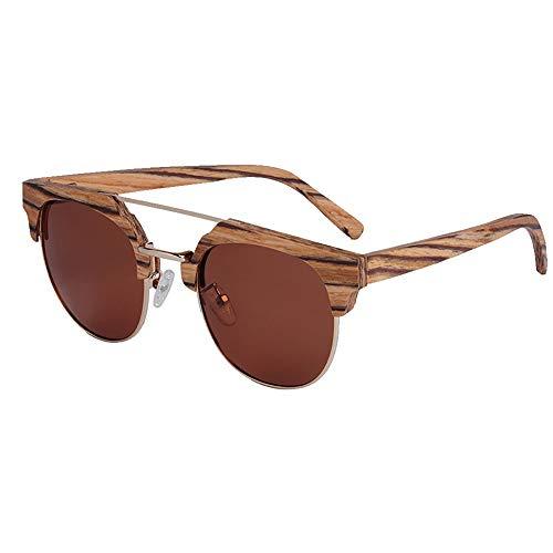 GSSTYJ handgemaakte bamboe en houten bril hoogwaardige houten fineer dressoir bril voor mannen en vrouwen