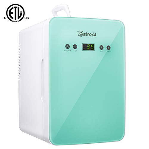 AstroAI Mini Fridge 6 Liter/8 Ca...