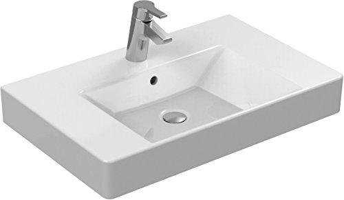 Ideal Standard K078901Strada Waschbecken 90anzubringen breitem Rand selbsttragend