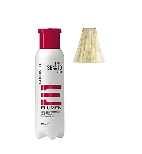 Goldwell Elumen Light Haarfarbe 10 SB, 1er Pack, (1x 200 ml)