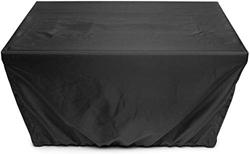 44 inch Long by 26 inch Wide firepit Cover for Bali Outdoor 42 inch X 24 inch Rectangular firepit and Other firepit/Table Models in This Size