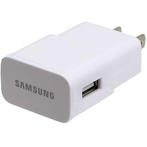 Samsung Authentic OEM Micro-USB 3.0 Charger 2.0-Amp for Samsung Galaxy S5 and Note 3 - Non-Retail Packaging - White
