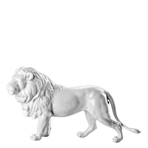 Rosenthal Hutschenreuther Löwe 30 cm Weiss