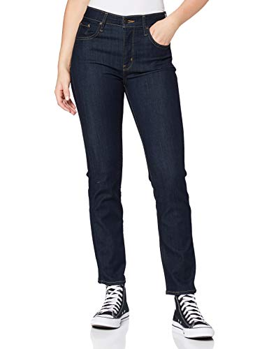 Levi's 724 High Rise Straight Vaqueros, To The Nine, 30W / 32L para Mujer