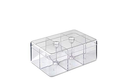 Rosti - Caja Infusiones Rectang.Transparente 106815053100