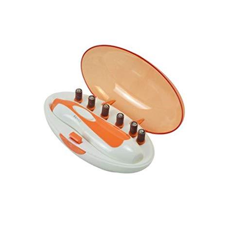 ZED- Pet Nail Grinder ultraleiser elektrischer Nagelfeilen für Hunde Schnelle Lange Arbeitszeit für kleine bis mittlere Hunde Katzen Nagelschleifer Trimmer Batterieleistung