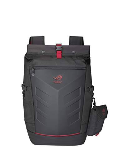 ASUS ROG Ranger Gaming Water Resistant Backpack, 17 inch