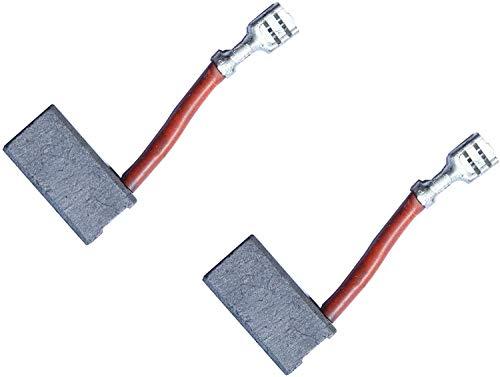 Kohlebürsten für Dewalt DW718 / DWS780 / DW717XPS Gehrungssäge, Ersatzteil für Elektrowerkzeuge