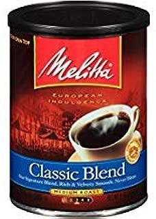 Melitta Classic Blend Medium Roast Ground Coffee, 11 Ounce