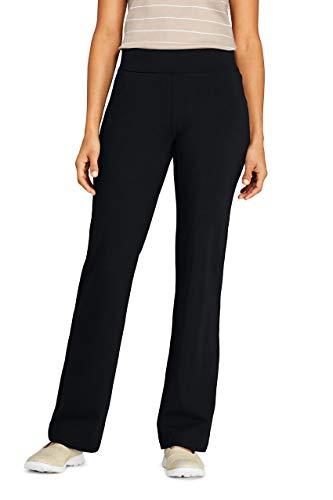 Lands' End Women s Starfish Pants Black Regular X-Small