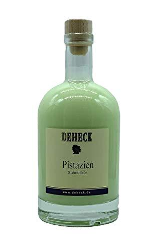 Deheck Pistazien Sahne Likör 0,5l