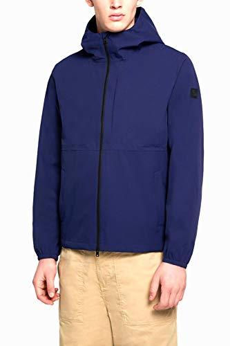 WOOLRICH GIUBBINO CAPPUCCIO UOMO Mens Pacific Jacket 2L PEACOAT BLUE Taglia XXXL