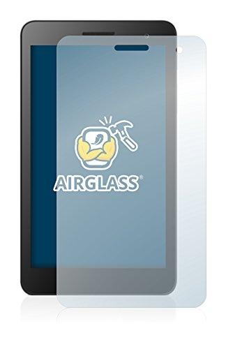 brotect Panzerglas Schutzfolie kompatibel mit Huawei MediaPad T1 7.0 - AirGlass, 9H Härte, Anti-Fingerprint, HD-Clear - 2