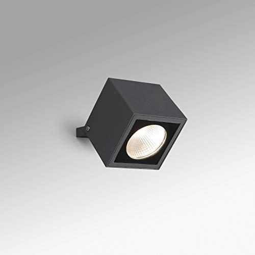 Faro Barcelona 70161 - OKO Lampe projecteur gris foncé