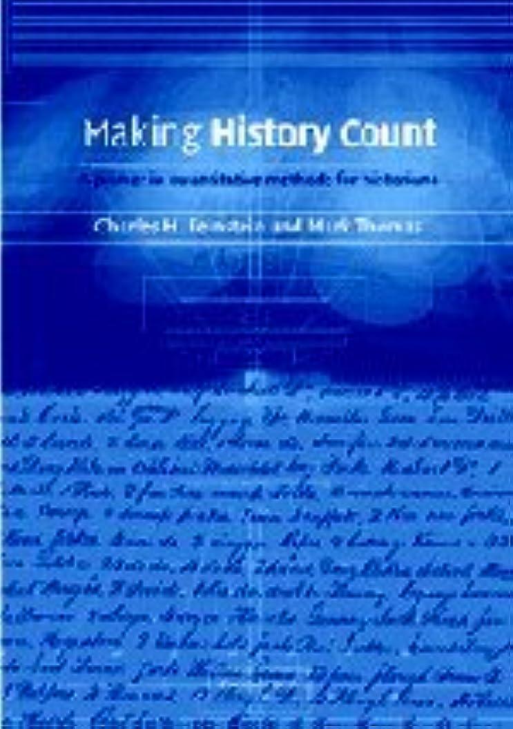 のヒープバット読者Making History Count: A Primer in Quantitative Methods for Historians
