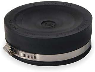 "Fernco QC-108 8"" Qwik Cap, Rubber"