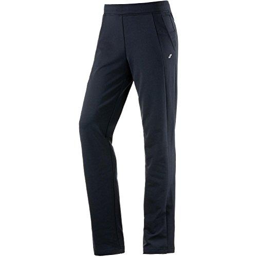 Joy Sportswear Freizeithose SINA für Damen - sportliche Jogginghose mit geradem Schnitt   Lange Sport Hose mit hohem Baumwolle & Stretch-Material Kurzgröße, 26, Night