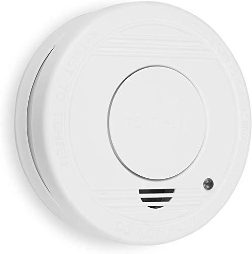 Détecteur de Fumée Smartwares RM250 – pile 1 an – Bouton de Test – 85 Db