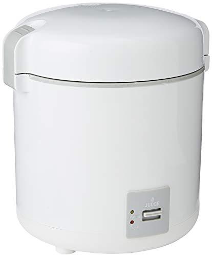 Horwood JEA63 300 ml Mini Rice Cooker, White by Horwood