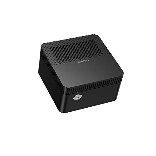 CHUWI LarkBox Pro Mini PC, Intel J4125, Smallest Windows 10 4K Desktop Computer with 6GB RAM / 128GB...