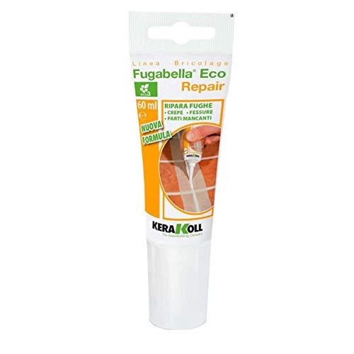 KERAKOLL FUGABELLA Eco Repair Grigio 60 ml RIPARA FUGHE Crepe Fessure Parti MANCANTI