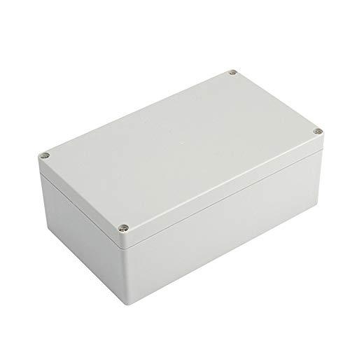 SUNERLORY Junction Box Behuizing Stofdichte Bedrading Monitoring Anti Corrosie Indoor Outdoor DIY Elektrische Project Terminal Waterdichte Instrument Behuizing Case Aansluiting