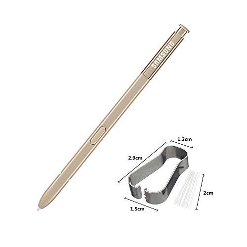 JayTong Original Bolígrafo S-Pen de Repuesto con Puntas/Plumillas para Galaxy Note 8 Oro